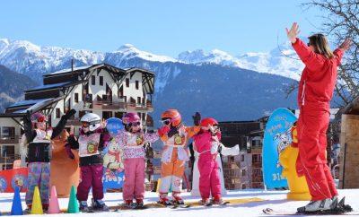Ecoles et locations de ski